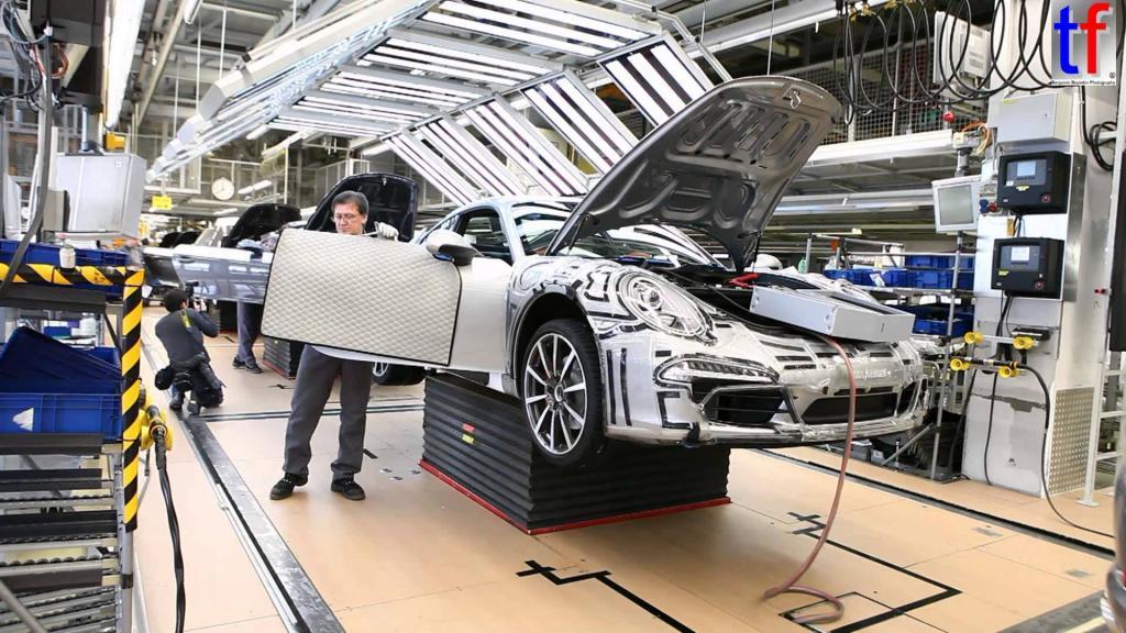 معرفی کامل شرکت خودروسازی پورشه آلمان (Porsche)