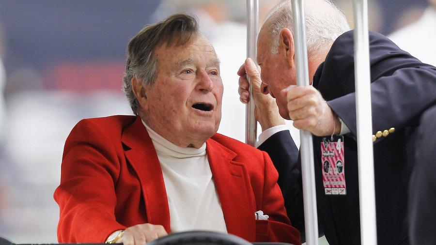 زندگینامه (بیوگرافی) جورج بوش پدر (George H W Bush) چهلویکمین رئیس جمهور آمریکا
