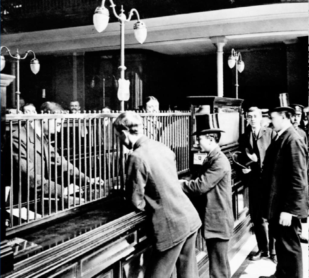 تاریخچه پیدایش بانکها