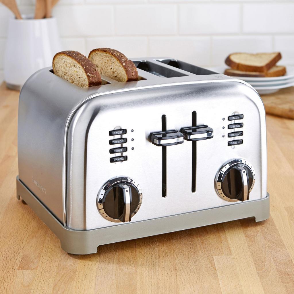 برشتهکن یا توستر (Toaster) چیست؟