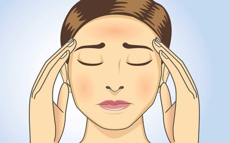 آشنایی با انواع سردردها و راه درمان سردردها