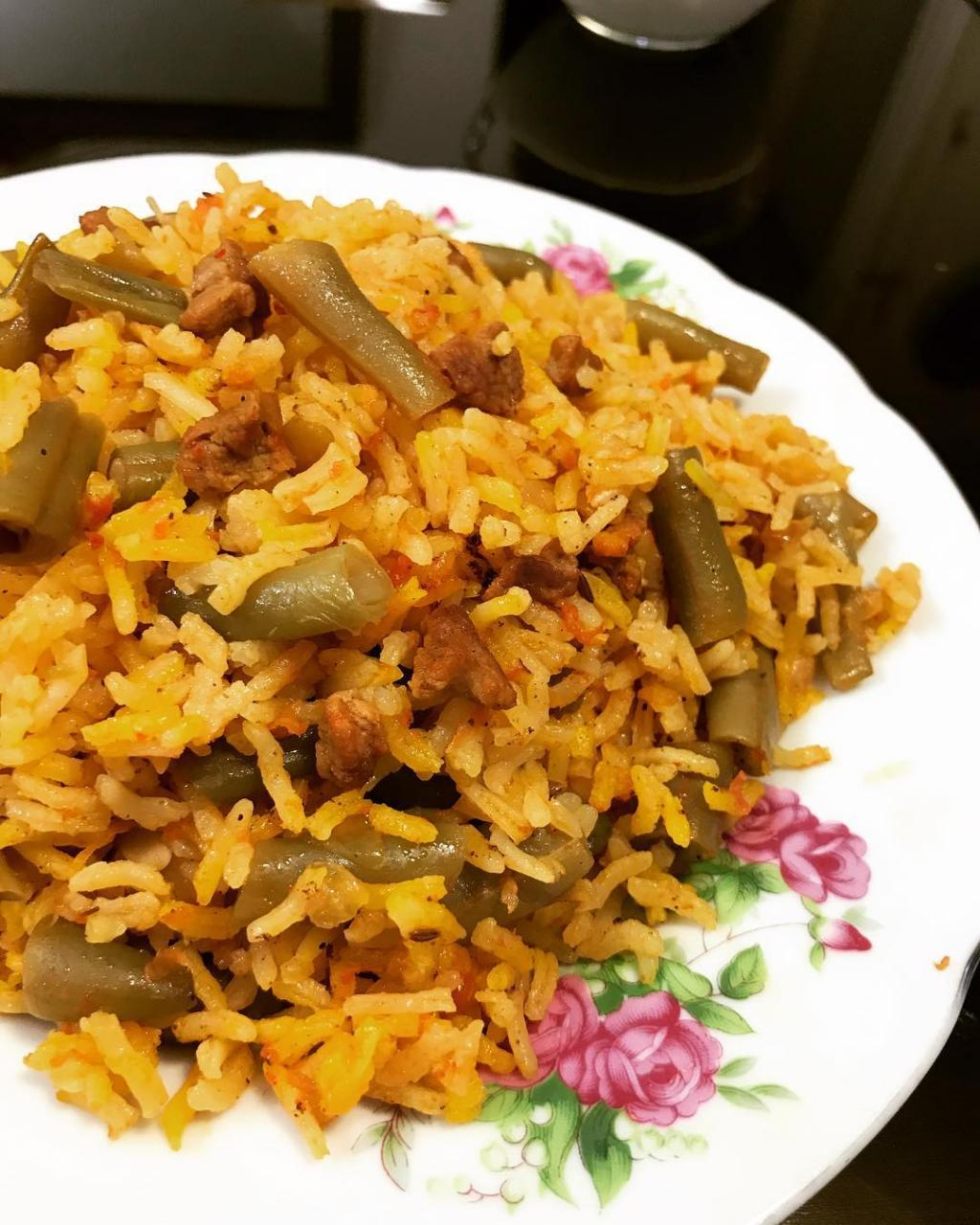 آموزش کامل پخت انواع لوبیا پلو خوشمزه لذیذ
