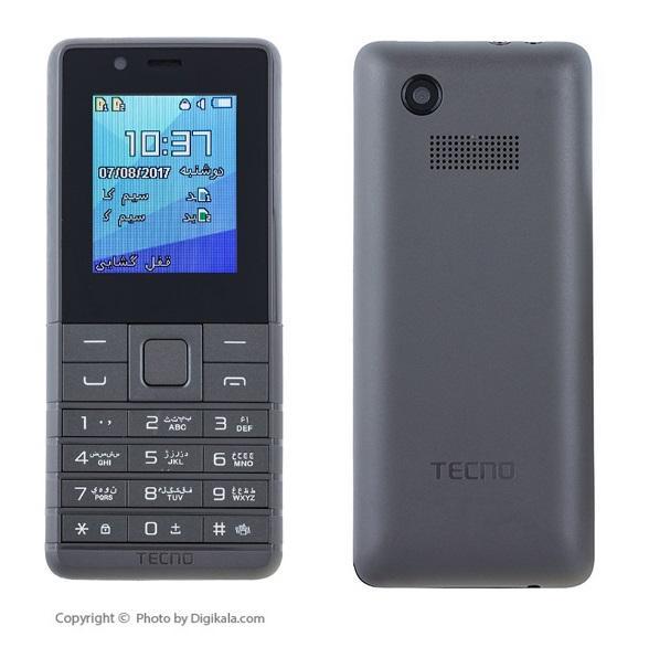 گوشي موبايل تکنو مدل T312 دو سيم کارت Tecno T312 Dual SIM Mobile Phone