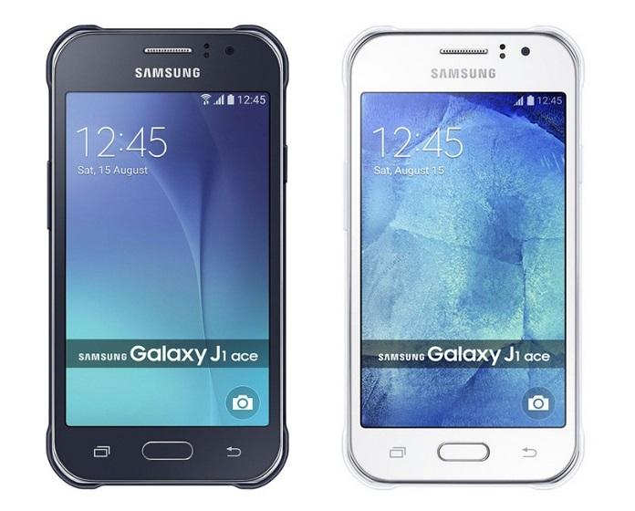 گوشي موبايل سامسونگ مدل Galaxy J1 Ace SM-J111F-DS دو سيم کارت Samsung Galaxy J1 Ace SM-J111F-DS Dual SIM Mobile Phone