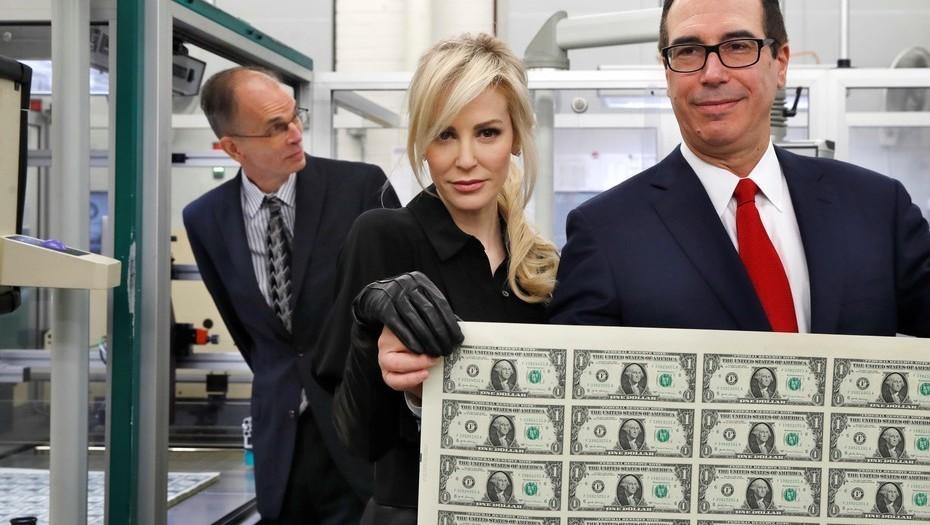 زندگینامه (بیوگرافی) استیون منوچین، وزیر خزانه داری دولت ترامپ