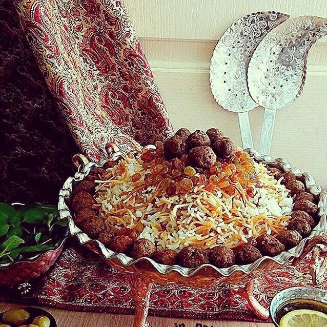 غذای سنتی هشجین