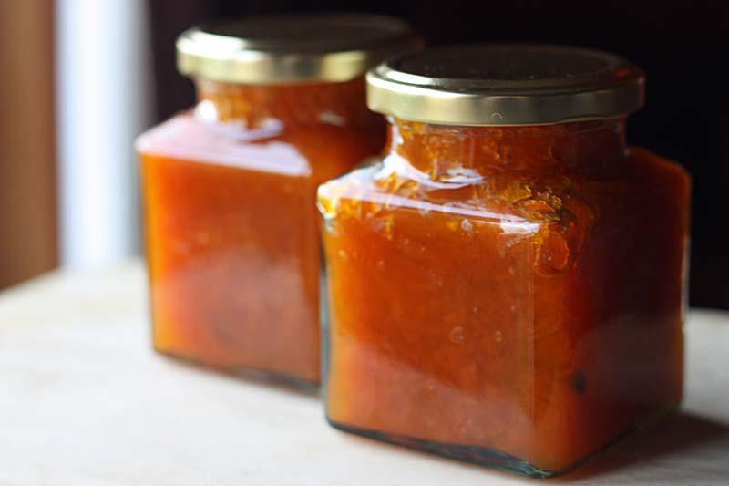 آموزش پخت و طرز تهیه کامل مربای هویج خانگی