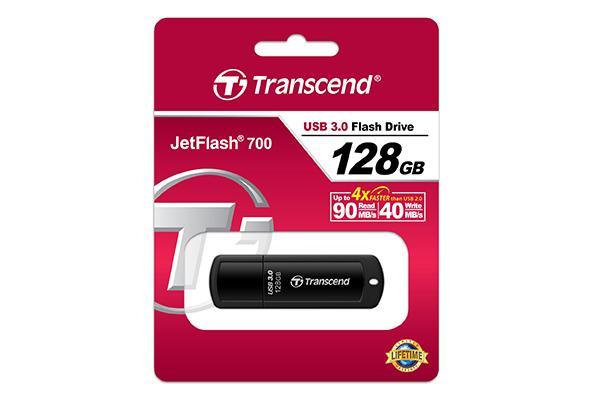 مقايسه فلش مموري ترنسند مدل JetFlash 810 ظرفيت 64 گيگابايت با فلش مموري ترنسند مدل JetFlash 700 ظرفيت 64 گيگابايت Transcend JetFlash 700 Flash Memory
