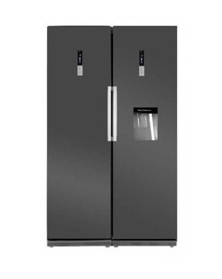 مقايسه یخچال و فریزر برفاب مدل BNF-BNR Barfab Refrigerator با یخچال فریزر دو قلوی هیوندای مدل 7051 HYUNDAI Refrigerator