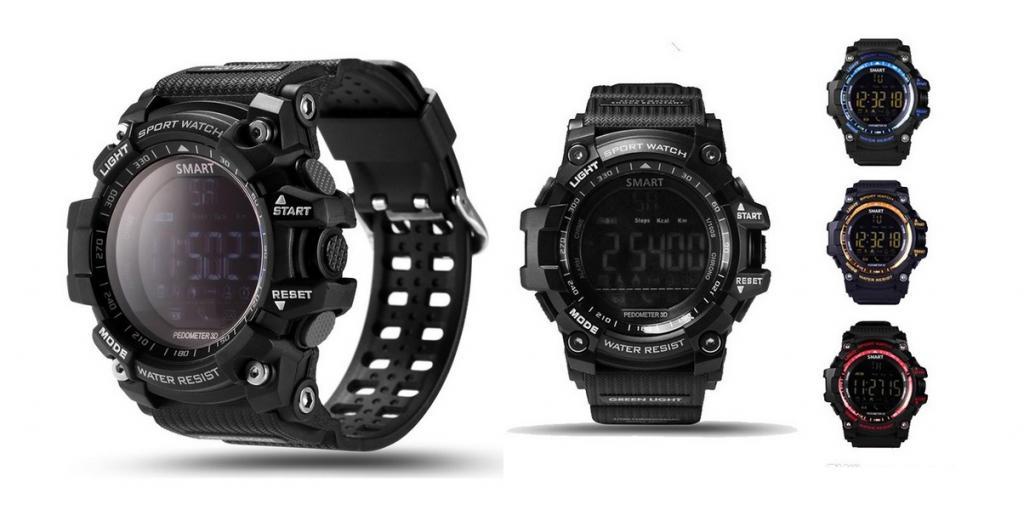 ساعت هوشمند چینی (برند نامشخص) مدل Ex16