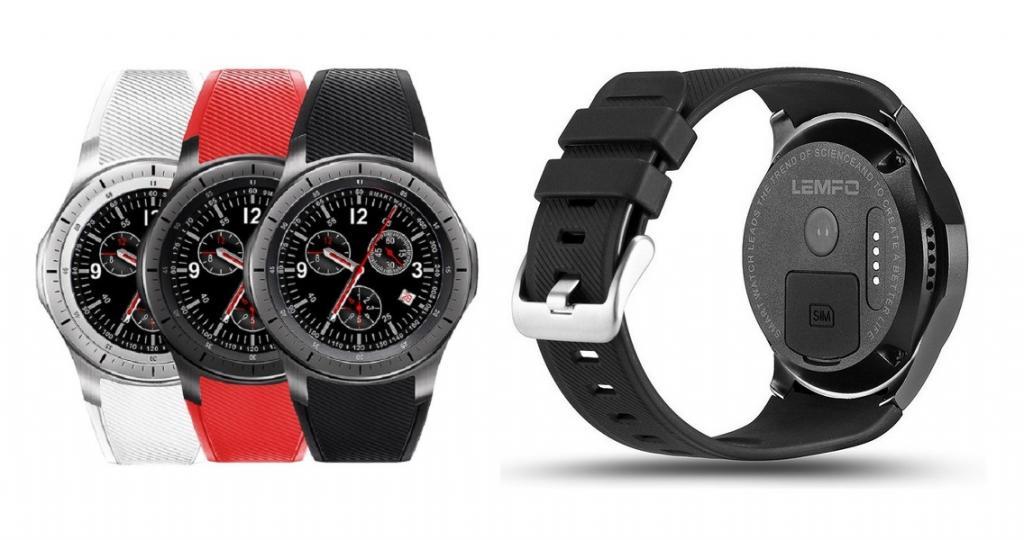 ساعت هوشمند لمفو مدل LF16 LEMFO Smart Watch