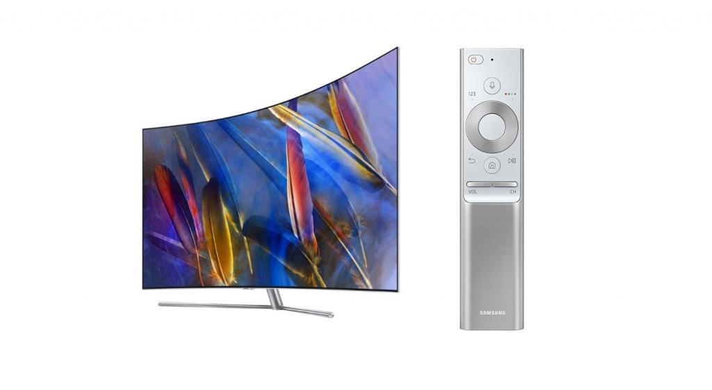 مقايسه تلويزيون ال اي دي هوشمند سامسونگ مدل 55M6970 سايز 55 اينچ Samsung 55M6970 Smart LED TV 55 Inch با تلويزيون کيولد هوشمند خميده سامسونگ مدل 65Q78 سايز 65 اينچ Samsung Smart QLED TV 65 Inch