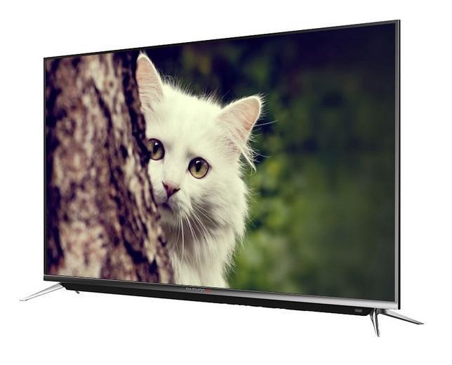 مقايسه تلويزيون ال اي دي هوشمند سامسونگ مدل 55M6970 سايز 55 اينچ Samsung 55M6970 Smart LED TV 55 Inch با تلويزيون ال اي دي هوشمند دوو مدل DUHD-75H7000-DPB سايز 75 اينچ Daewoo Smart LED TV 75 Inch