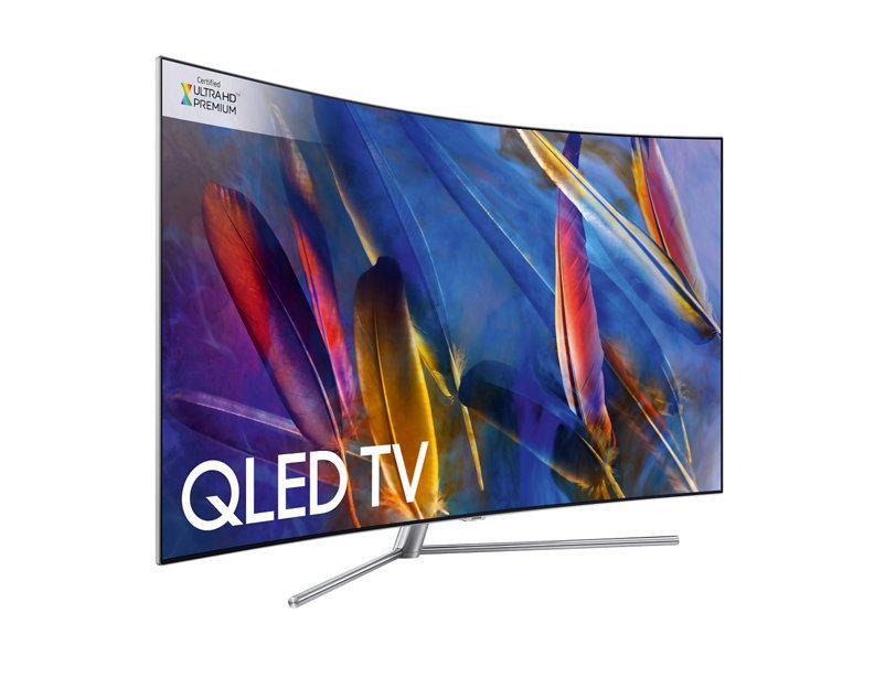 مقايسه تلويزيون ال اي دي هوشمند سامسونگ مدل 55M6970 سايز 55 اينچ Samsung 55M6970 Smart LED TV 55 Inch با تلويزيون کيولد هوشمند سامسونگ مدل 65Q77 سايز 65 اينچ Samsung Smart QLED TV 65 Inch