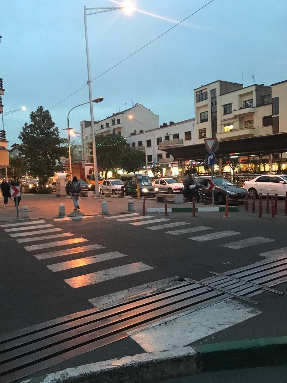 Enqelab Street