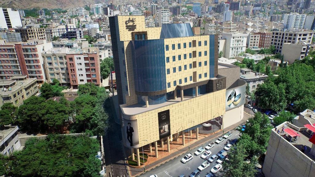 منطقه نیاوران تهران کجاست؟ همه چیز درباره نیاوران از نقشه تا تاریخچه