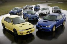 معرفی شرکت خودروسازی سوبارو (Subaru)