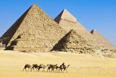 همه چیز درباره اهرام مصر (Egyptian pyramids)