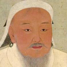 زندگینامه (بیوگرافی) چنگیز خان مغول (Genghis Khan)