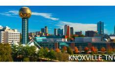 شهر ناکسویل (Knoxville) کجاست؟