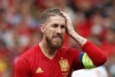 زندگینامه سرخیو راموس گارسیا (Sergio Ramos) بازیکن اسپانیایی رئال مادرید