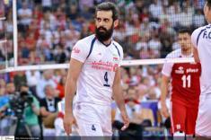 زندگینامه (بیوگرافی) سعید معـــــروف، والیبالیست پرطرفدار تیم ملی ایران