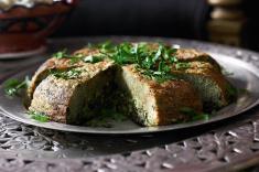 آموزش پخت انواع کوکو سبزی برای 4 نفر