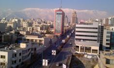 خیابان جُردن تهران (بلوار آفریقا) کجاست؟