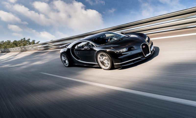 Bugatti Chiron 2017 #7