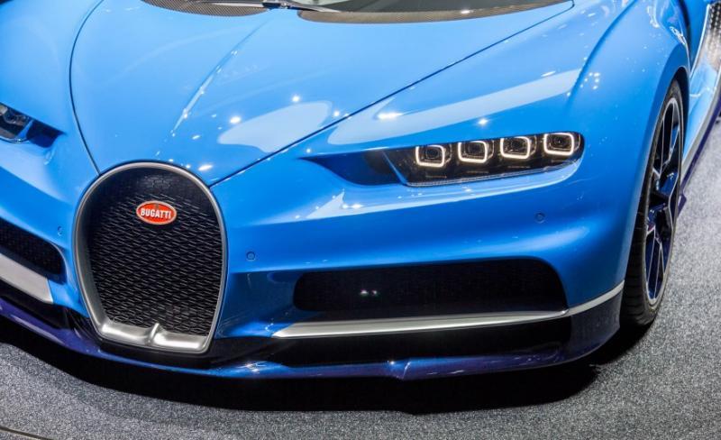 Bugatti Chiron 2017 #9