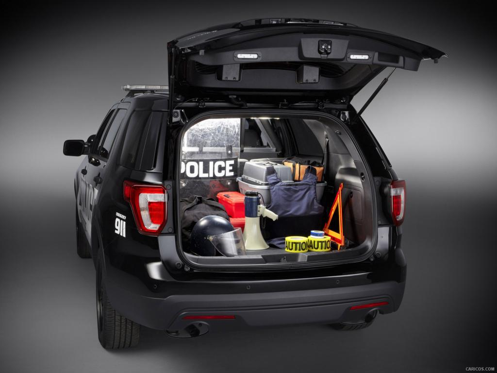 Ford Police Interceptor SUV