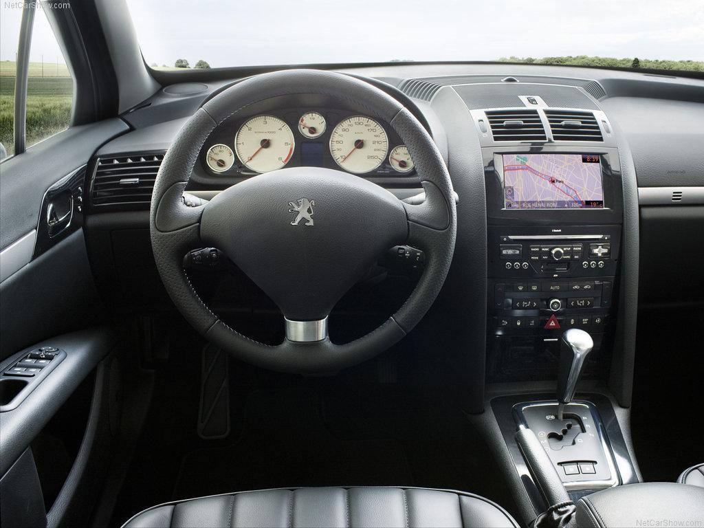 پژو 407 مدل 2009