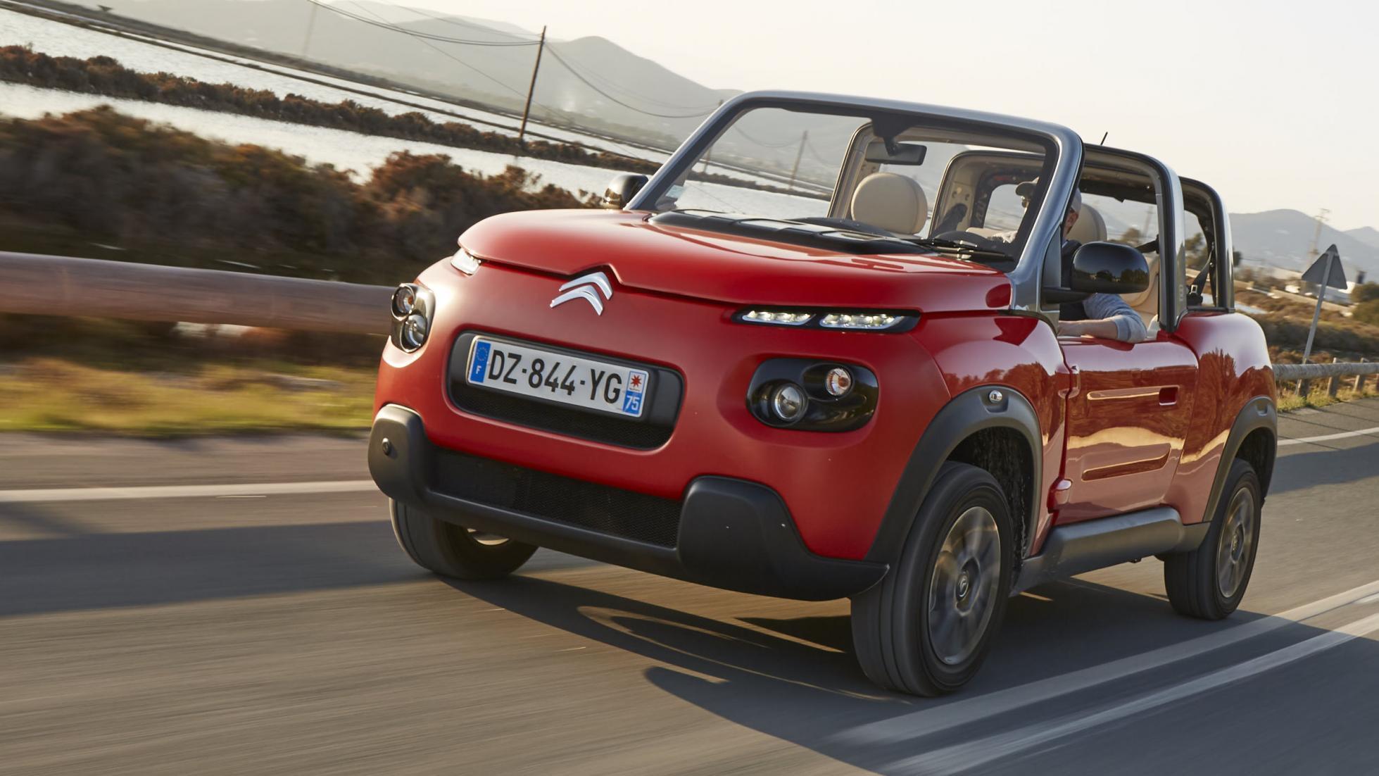 Citroën E MEHARI
