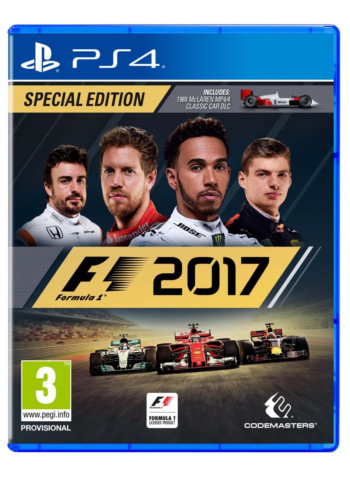 F1 2017 Screenshots