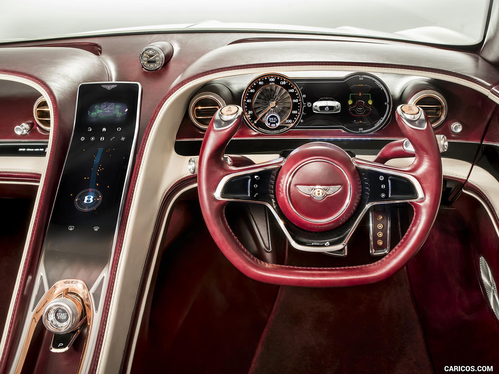 Bentley EXP 12 Speed 6e Concept EV