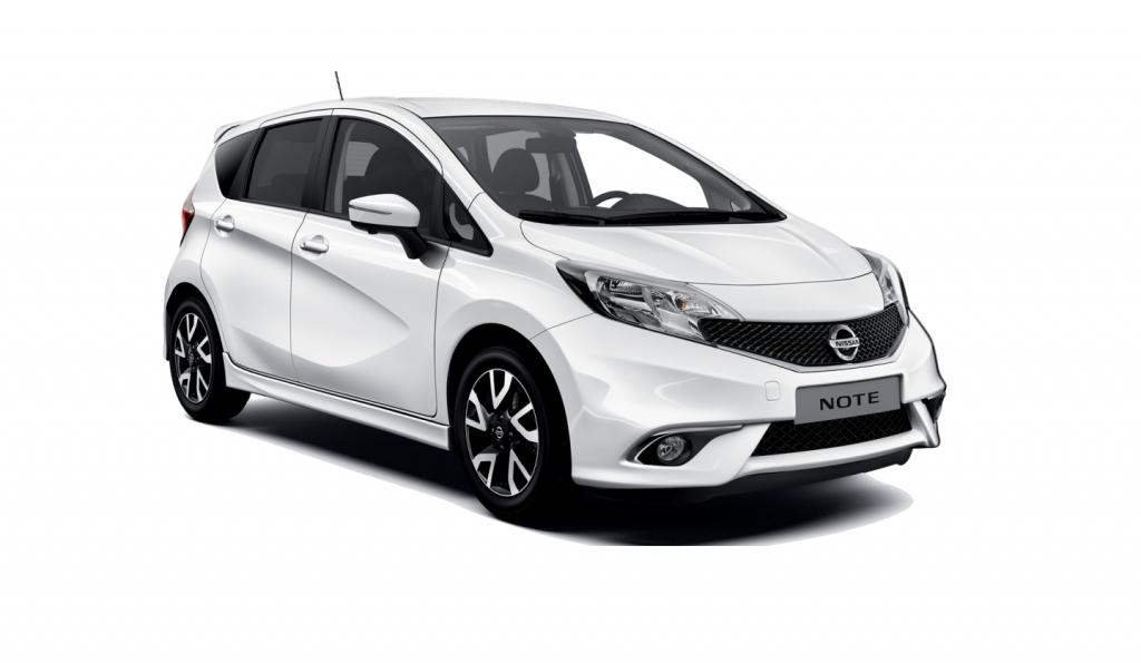 Nissan Note e POWER 2018
