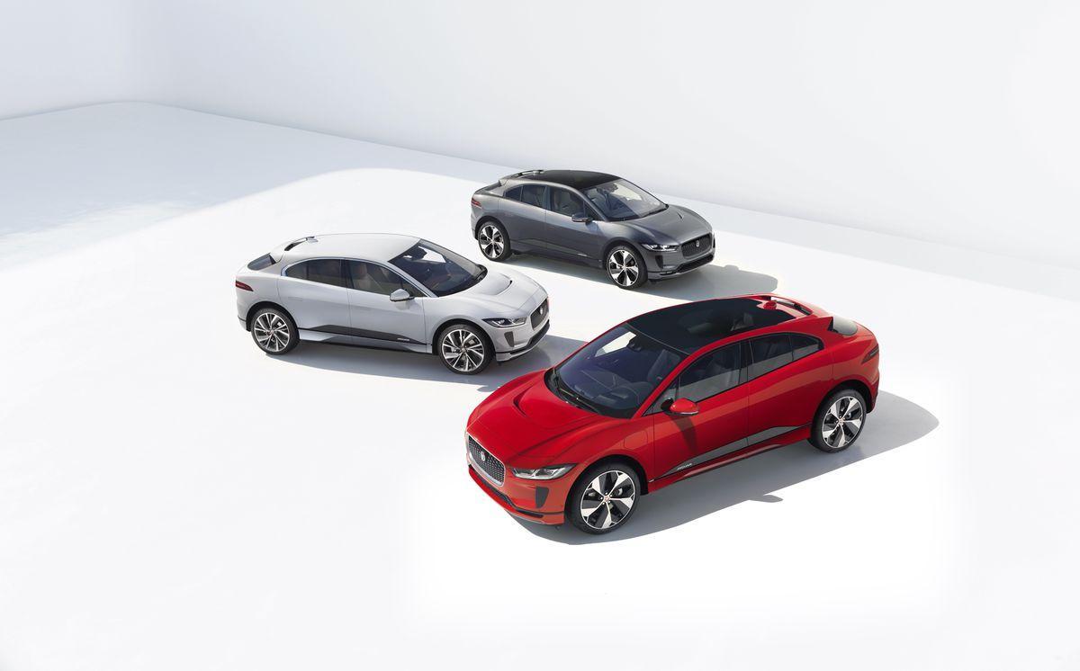 Jaguar I PACE 2019