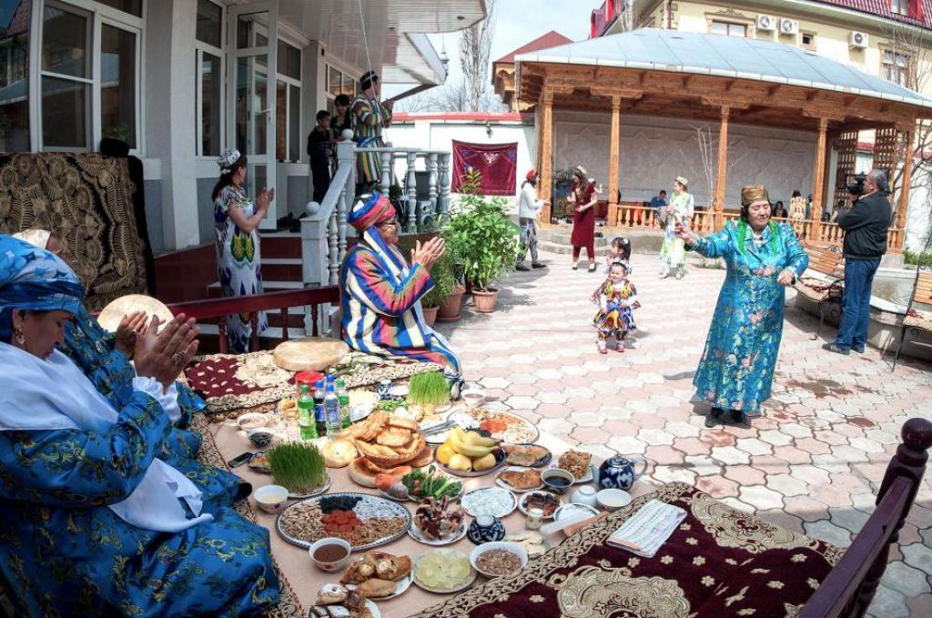 Gallery Tajikistan celebrates Nowruz