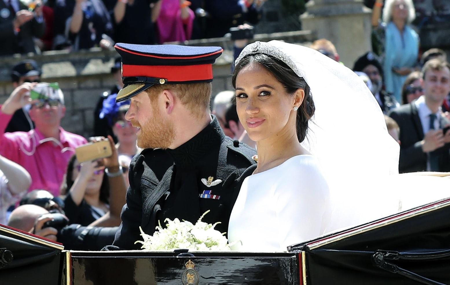 The wedding of Prince Harry and Meghan Markl