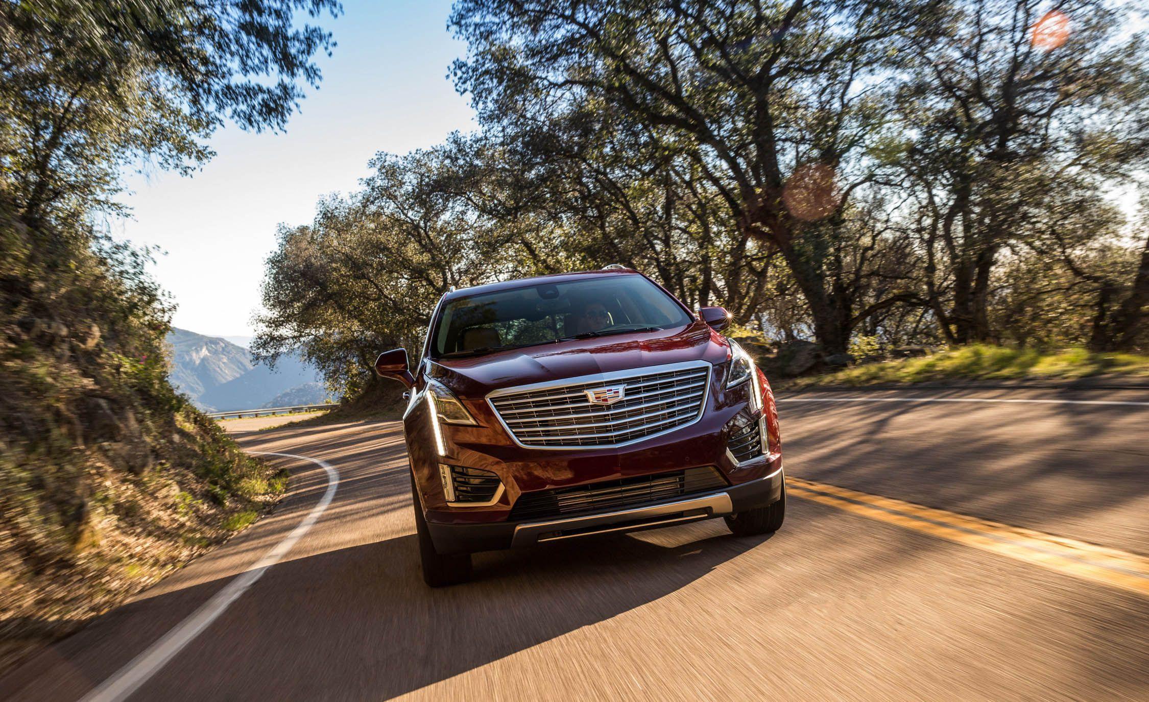 2018 Cadillac XT5 Photo Gallery