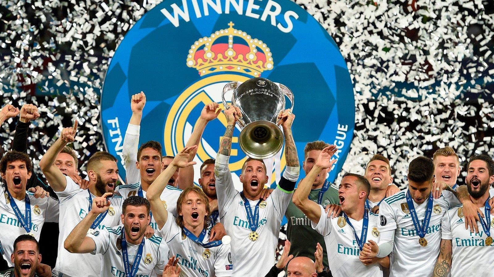 champions league final 2018 pictures