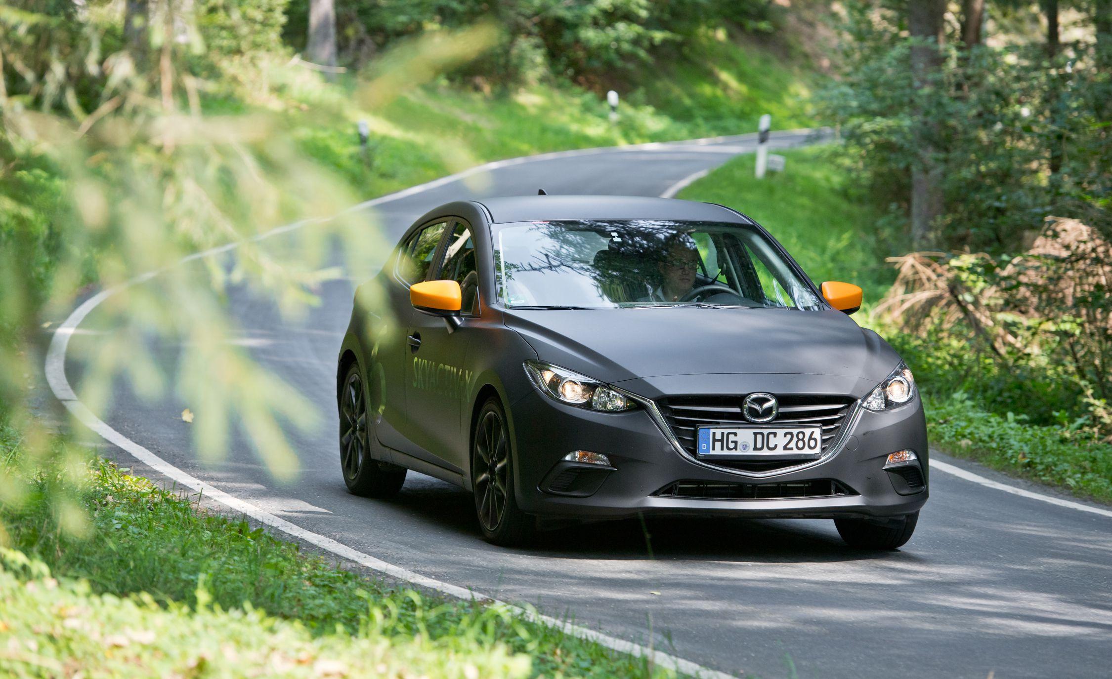 2019 Mazda 3 Photo Gallery