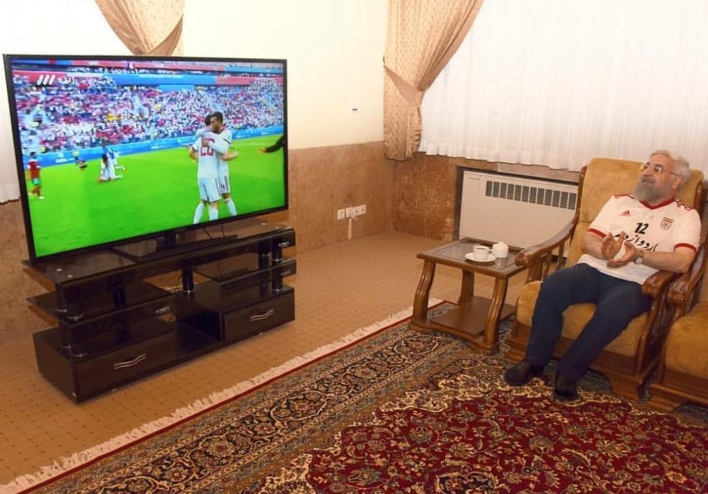 World Cup 2018 Morocco vs Iran