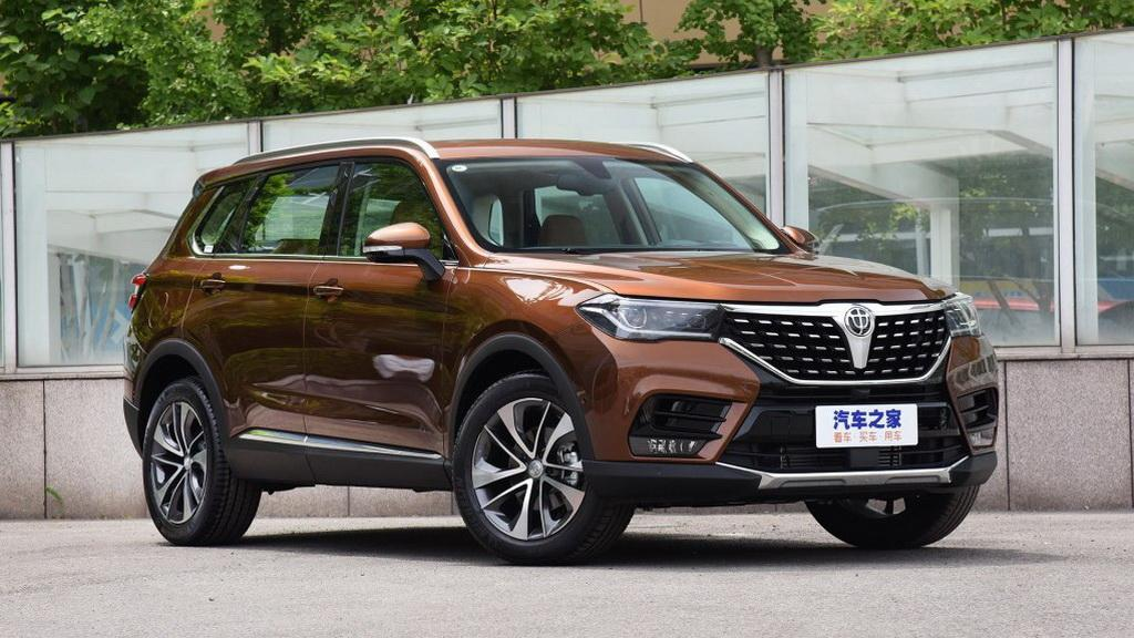 Brilliance V7 mid size SUV 2018 Gallery