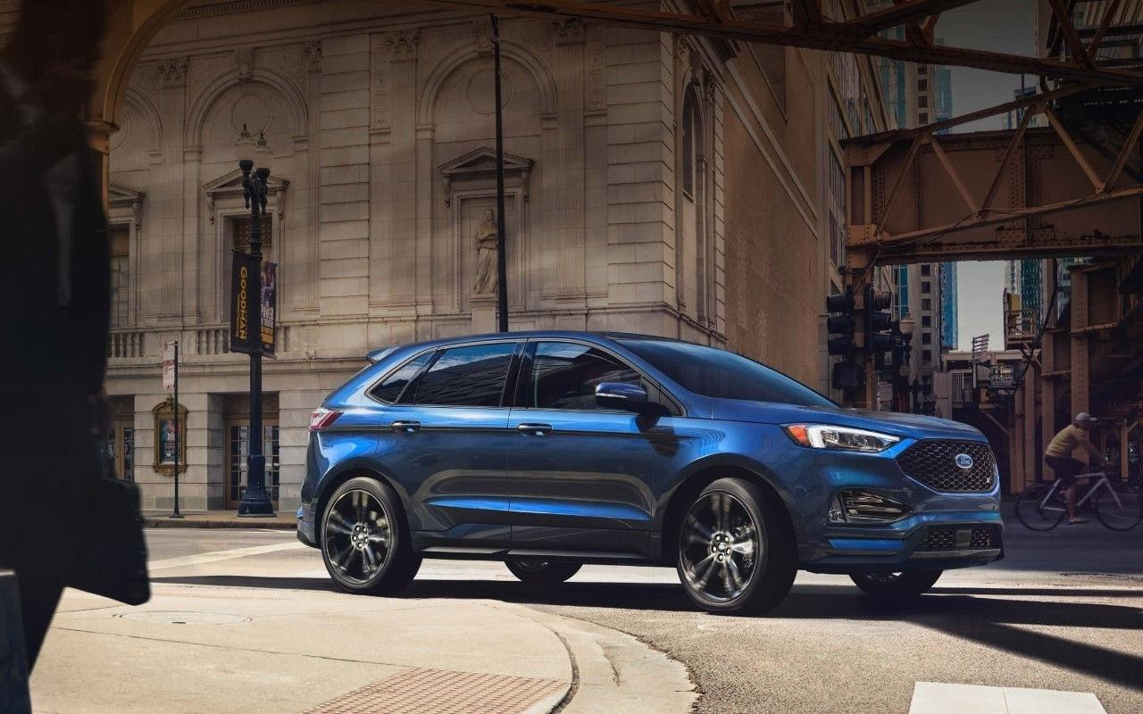 2019 Ford Territory photo gallery