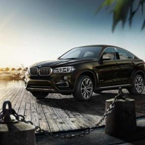 BMW X6 2016 #4