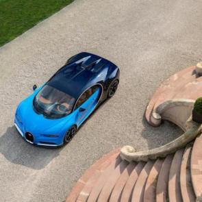 Bugatti Chiron 2017 #3