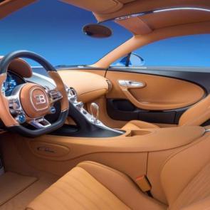 Bugatti Chiron 2017 #4