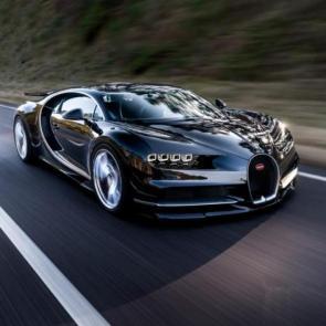 Bugatti Chiron 2017 #5