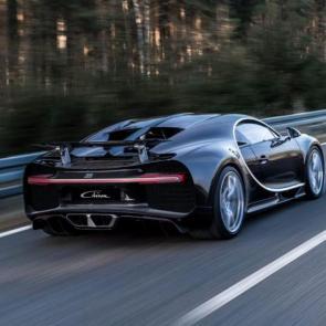 Bugatti Chiron 2017 #6